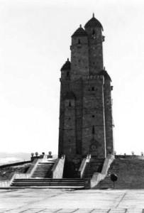 Мемориальный комплекс жертвам репрессий, Магас, Ингушетия. Фото Ю. Самодурова